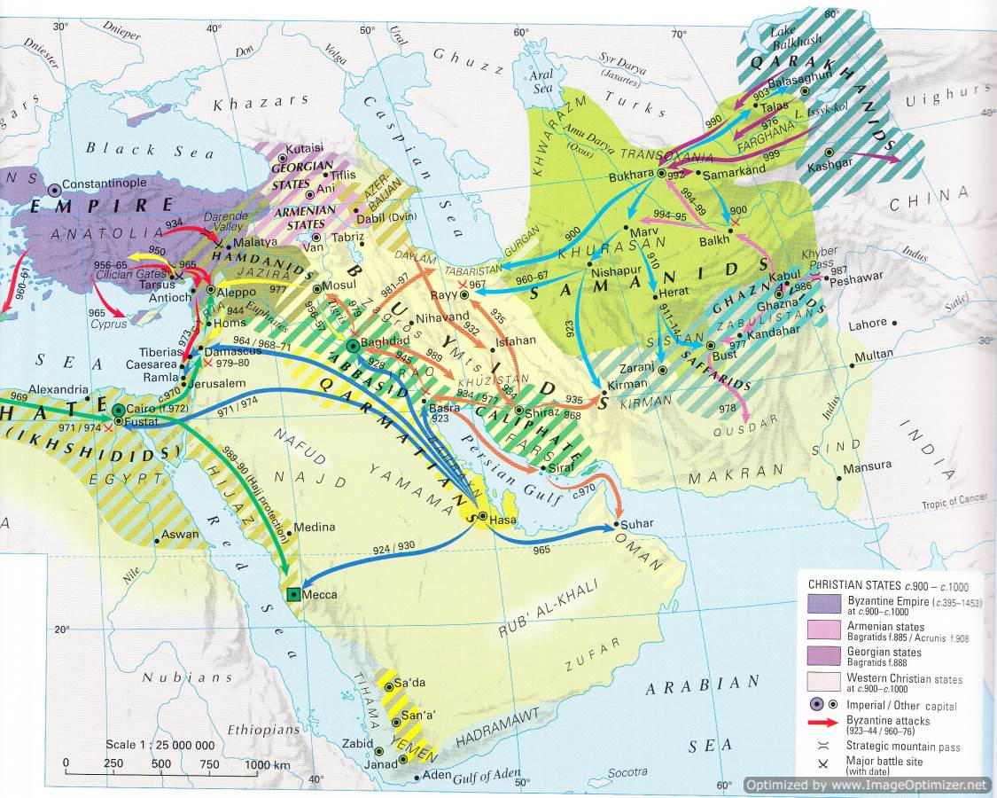 the decline of abbasid caliphate Chapter 40: fall of the 'abbasid caliphate  the 'abbasid caliph al  the muslim world and even in its days of decline the caliphate of baghdad had retained.